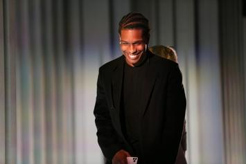"""A$AP Rocky Snaps On Crowd For Failed Mosh Pit: """"This Is F*cking Embarrassing"""""""
