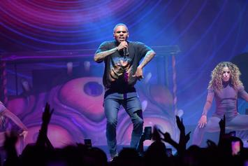 Chris Brown Likely Just Low-Key Revealed His Newborn Baby's Name