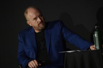 """Louis C.K. Jokes To Israeli Crowd """"I'd Rather Be In Auschwitz Than NYC"""""""