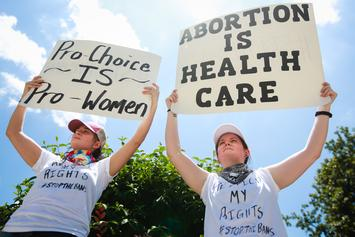"""Ohio Bill Insists Doctors Do The Impossible Or Face """"Abortion Murder"""" Charges"""