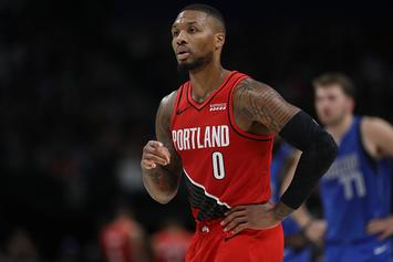 Damian Lillard Discusses Possibility Of Kanye Sneaker Collab: Watch