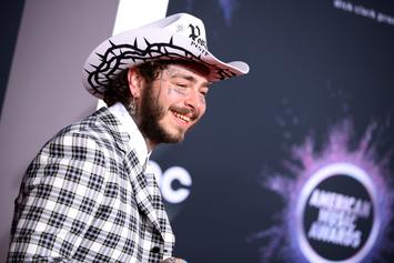 "Post Malone's ""Circles"" Holds No. 1 Spot For Second Week"