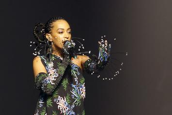 """Solange Knowles Gives Artsy Nine-Minute Medley Of """"When I Get Home"""""""