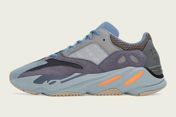 """Adidas Yeezy Boost 700 """"Carbon Blue"""" Release Date Revealed: Photos"""