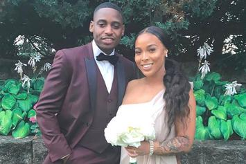"""Black Ink Crew"" Star Charmaine Walker Reveals She & Nick Bey Are Married"