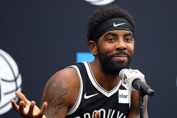 Kyrie Irving 'Didn't Have The Cojones' To Play In Boston, Says Kevin Garnett