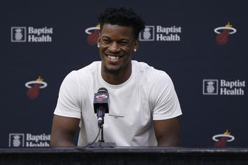 Jimmy Butler Delivers Bold Take On The Miami Heat's Chances