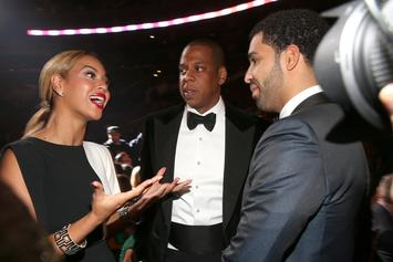 Drake Shares How He's Celebrating Jay-Z's Birthday At His Home