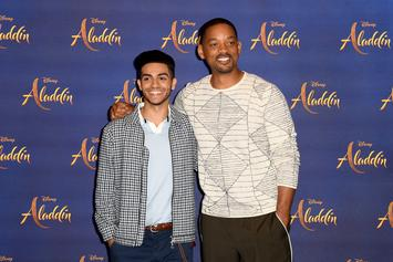 "Will Smith Praises ""Aladdin"" Star Mena Massoud After He Says He Can't Get Auditions"