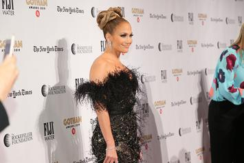 "Jennifer Lopez Says Cocaine Queen Role Is A ""Heavy Dose Of What A Woman Is Capable Of"""