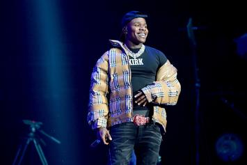 DaBaby Performs Via FaceTime After Canceling Concert Due To Jet Issues