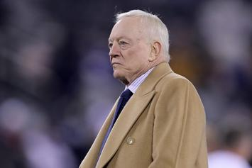 Cowboys' Jerry Jones Goes Scorched Earth And Swears On Live Radio