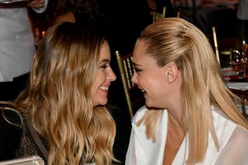 Cara Delevingne Reacts To Ashley Benson's Nude Photoshoot On Instagram