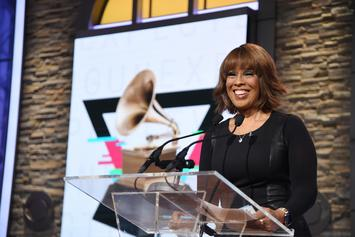 "Gayle King Shares Photos In ""Celebration Of Cellulite Cottage Cheese Thighs"""