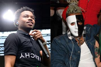XXXTentacion & Roddy Ricch First Week Sales Projections: Who Will Win?