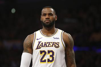 LeBron James Answers If 2019-20 Lakers Are An All-Time Great Team