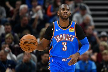 Chris Paul Makes Carmelo Anthony His Second Snitching Victim: Watch