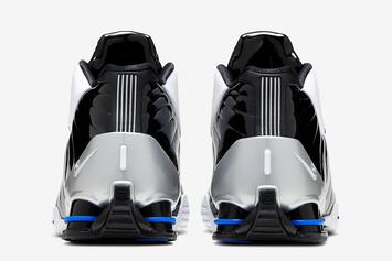 Nike Shox BB4 Receives OG Patent Leather Makeover: Official Images