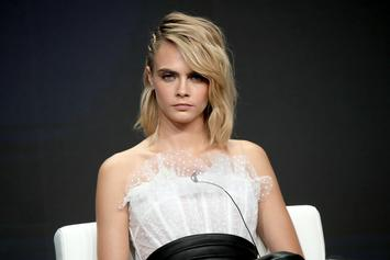 Cara Delevingne Victim Of Social Media Hack Days After Offset