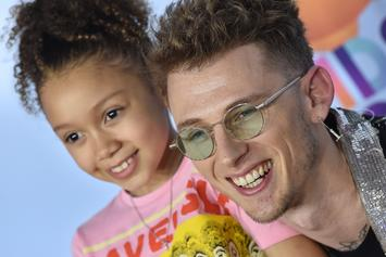 "Machine Gun Kelly Writes Song For Daughter Incase His ""Time Ever Comes"""