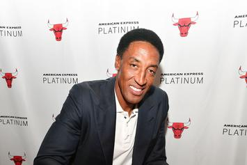 Scottie Pippen Delivers His Take On MJ-Luka Doncic Comparisons