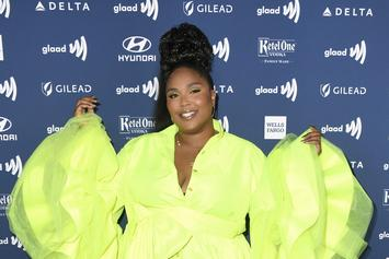Lizzo Reacts To Being Named Time's Entertainer Of The Year
