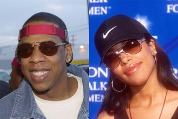 Jay-Z Gets Touchy With Aaliyah In Newly-Surfaced Photos From 2000 Party