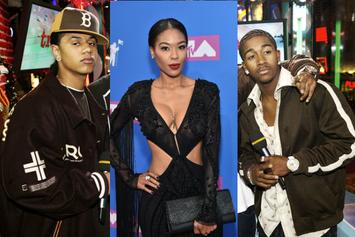 Moniece Slaughter Debunks Fizz's Claims He Was Never Friends With Omarion