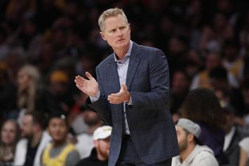 """Steve Kerr Explains How Warriors Were """"Wiped Out"""" After 5-Year Run"""