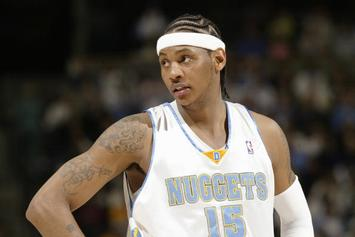 Carmelo Anthony Says Denver Nuggets Should Retire His No. 15 Jersey