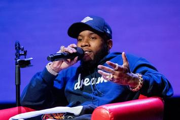 """Tory Lanez Threatens To """"Expose"""" Interscope Records If They Keep """"Playing With Me"""""""