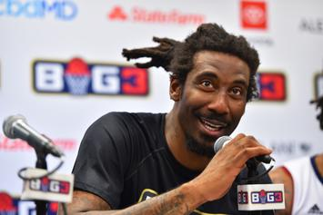 Amar'e Stoudemire Is Eyeing An NBA Comeback