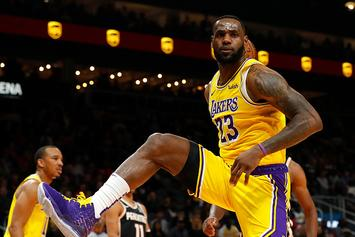 Lakers' LeBron James Explains Why He Doesn't Approve Of 'Load Management'