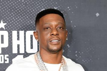 Boosie Has Hilarious Reaction After Learning Root Of Nick Cannon/Eminem Beef