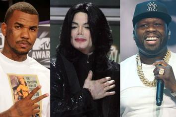 The Game Details Michael Jackson Calling Him To Squash 50 Cent Beef