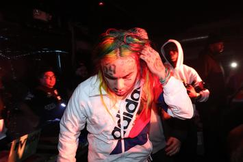 """6ix9ine Is Not Welcome Back On """"The Breakfast Club""""; Charlamagne Explains Why"""