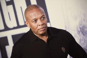 "Dr. Dre's ""Compton"" Album Has Officially Arrived On Spotify"