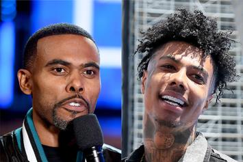 Blueface Compares His & Lil Duval's Net Worths After Comedian Rappers Debate