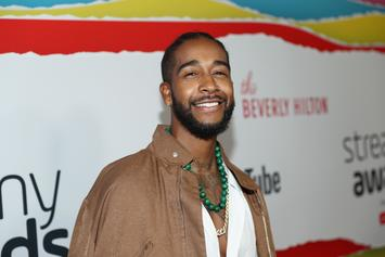 "Omarion Drops Off Words Of Wisdom With Shirtless ""Sexy"" Share To Instagram"