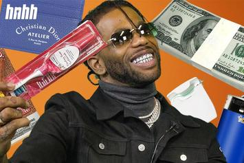 "Hoodrich Pablo Juan Proves Dental Hygiene Is A Priority In Inaugural ""In My Bag"" Episode"