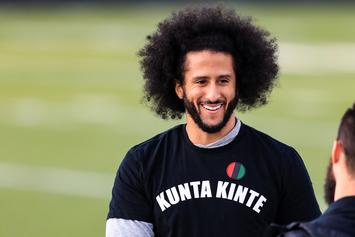 Colin Kaepernick's Demands Were Reportedly Too Much For XFL