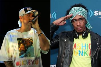 """Eminem's Alleged """"Black Girls Are B*tches"""" Lyric Sampled In Nick Cannon Diss Track"""