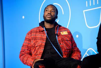 "Meek Mill Teases Pop Smoke Collab But Wants To Learn The ""Woo"" First"