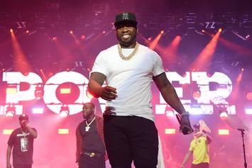 """50 Cent Rents Out Toys """"R"""" Us After Son Says He Wants """"The Whole Store"""""""