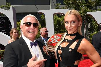 Ric Flair Isn't Happy With WWE's Booking Of His Daughter, Charlotte