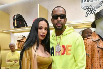 Erica Mena Shares Video Of Safaree Samuels Proposal, 112 Sang Live