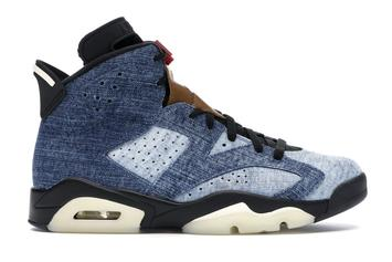 "Air Jordan 6 ""Washed Denim"" Going For Under Retail Ahead Of Release"