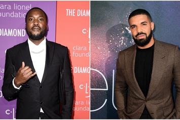 """Meek Mill Reacts To Drake's Interview; Says Their Respect Goes """"Both Ways"""""""