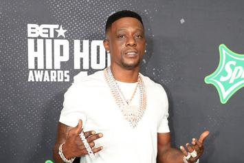 Boosie Badazz Loses His Mind As Magician Levitates His Son