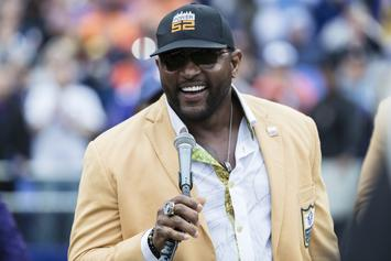 Ray Lewis Offers Tom Brady Some Advice Prior To Season Finale